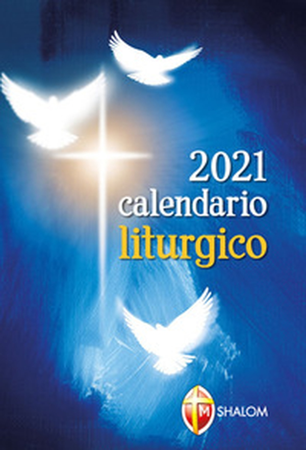 Calendario liturgico 2021   Librerie.coop   Versione Brossura