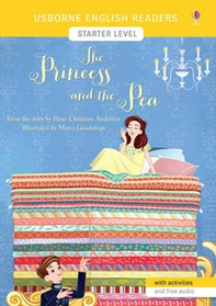 The princess and the pea from the story by the Hans Christian Andersen. Starter level - Librerie.coop