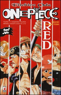 One piece red - Librerie.coop