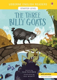 The three Billy Goats. Starter level - Librerie.coop