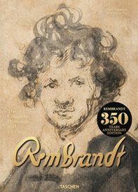 Rembrandt. Complete drawings and etchings - Librerie.coop
