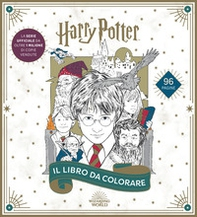 Harry Potter. Il libro da colorare - Librerie.coop