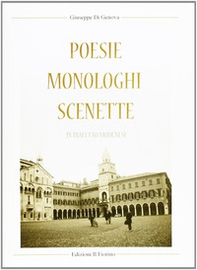 Poesie monologhi scenette in dialetto modenese - Librerie.coop