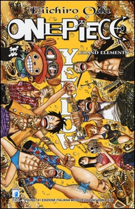 One piece yellow - Librerie.coop