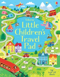 Little children's travel pad - Librerie.coop
