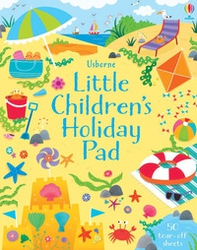 Little children's holiday pad - Librerie.coop