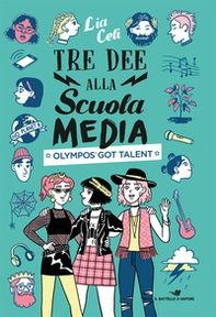 Olympo's Got Talent. Tre dee alla scuola media - Librerie.coop