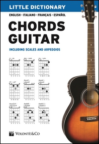 Little dictionary. Chords guitar - Librerie.coop